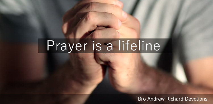 Prayer is a lifeline for every believer of Christ. It a constant dialogue between the Father and His child. It is good to pray about everything and expect God to move on our behalf.