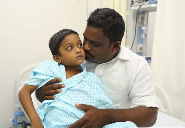 Help 6-Year-old Motherless Child Vetrimaran from Tamilnadu who needs Liver Transplant To Survive. This little boy, who has been suffering for years will lose his life without your support.