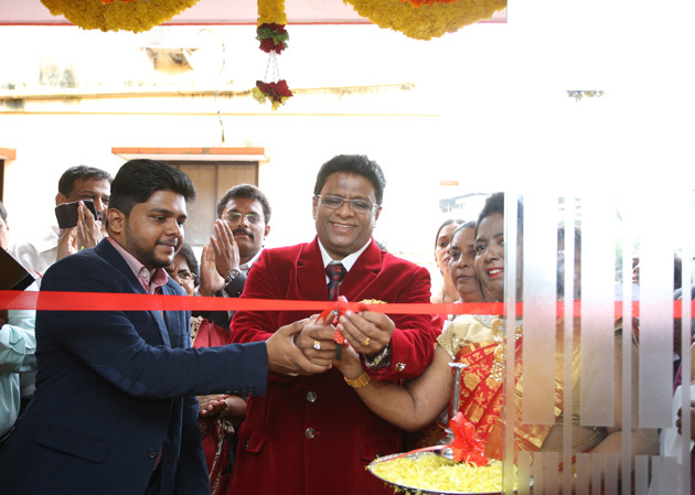 Grace Ministry Celebrates the grand opening of it's All-in-One office at Balmatta, Mangalore on July 13, 2018 in the presence of large Devotees and Well-wishers.