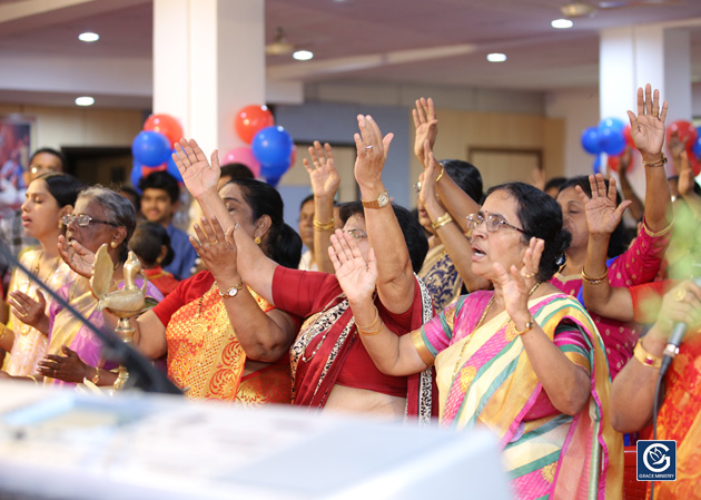 Grace Ministry has now started it's Prayer Center in Balmatta which is located in the Major Junction of Mangalore City, Karnataka, India. It is a place of complete worship.