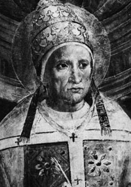 St Fabian who was born on 200 was the Bishop of Rome from 10 January 236 to his death in 250,succeeding Anterus. He is famous for the miraculous nature of his election.