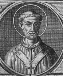 St Gelasius who was the Pope from 1 March 492 to his death in 496 was probably the third and last Bishop of Rome of Berber descent in the Catholic Church.