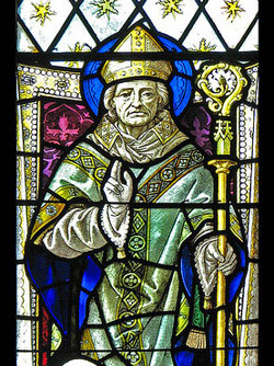Hugh of Lincoln who was born on 1135 is also known as Hugh of Avalon, was a French noble, Benedictine and Carthusian monk, bishop of Lincoln in the Kingdom of England, and Catholic saint.
