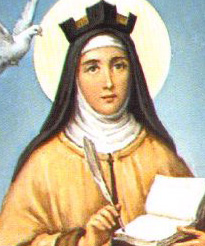 Saint Teresa of Ávila who was born on 28 March 1515 is also called Saint Teresa of Jesus was a prominent Spanish mystic and a Roman Catholic saint.