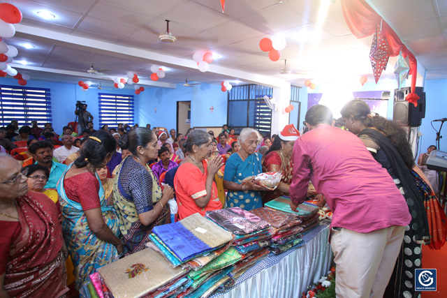 Grace Ministry holds charity program