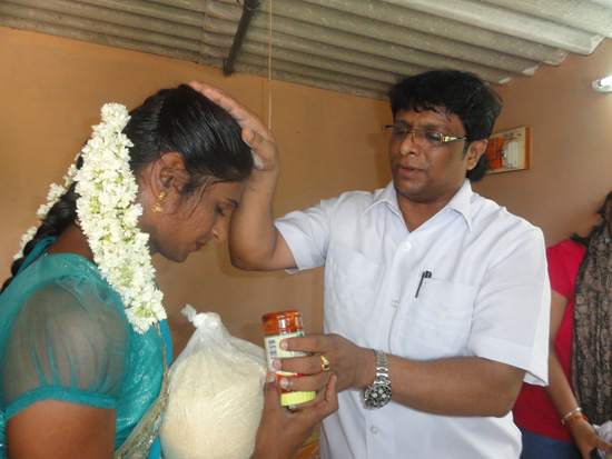eunuchs ministry is a challenging ministry,and today grace ministry is taking care of more than 30 eunuchs .