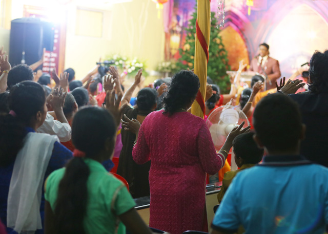 Prayer center is an International charismatic prayer house located in Mangalore at Valachil. It is a place where we never cease worshiping the Lord.