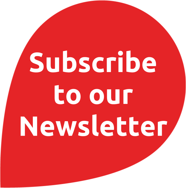 keep in touch with us we would love to send our Newsletter your way